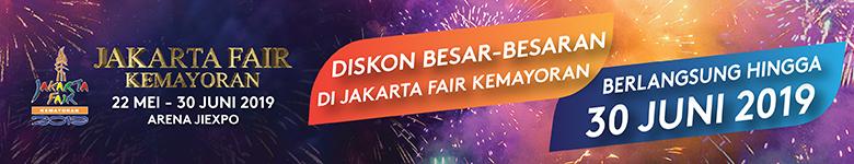 Jakarta Fair 21 Juni 2019