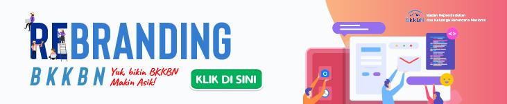 Rebranding BKKBN