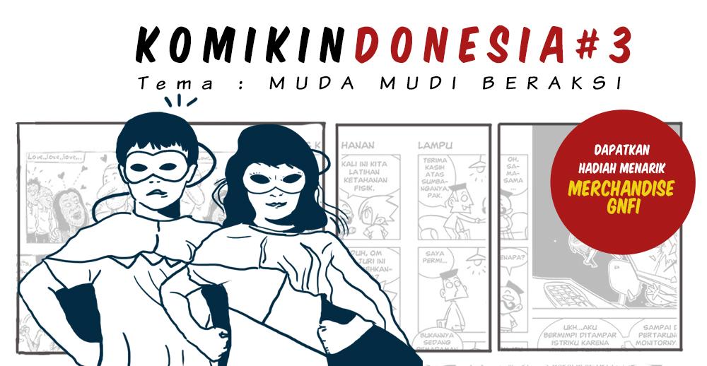 Komik Indonesia #3