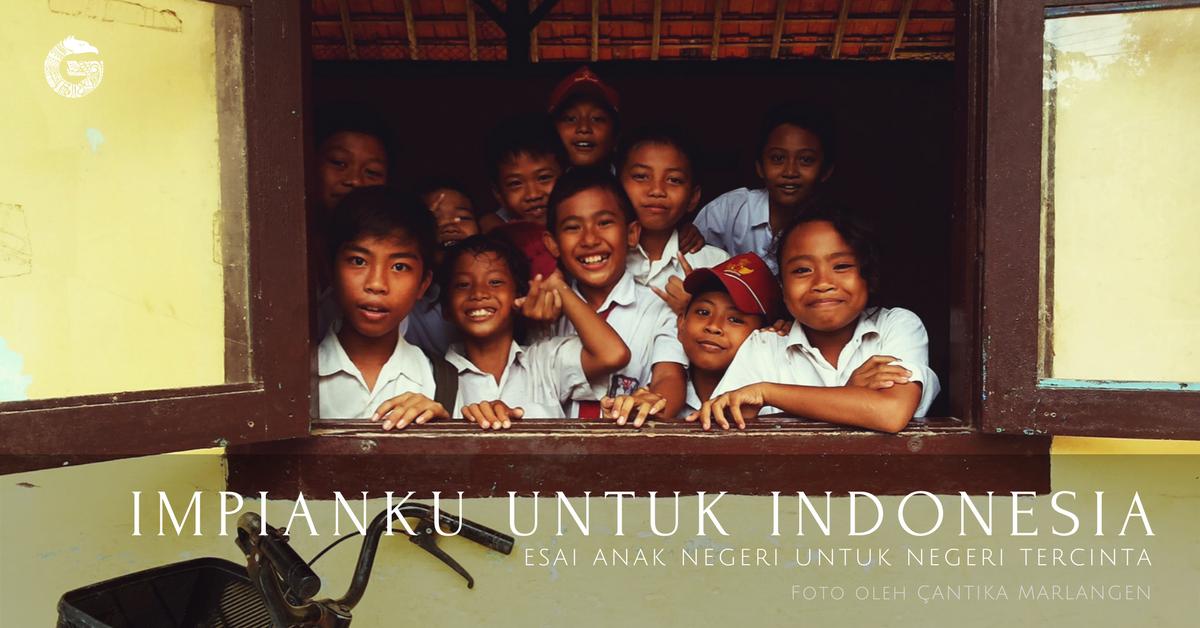 Impianku untuk Indonesia