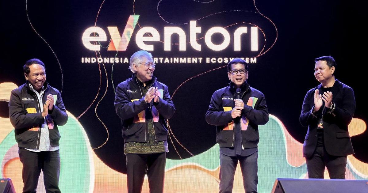 Launching Eventori 02-02-2020