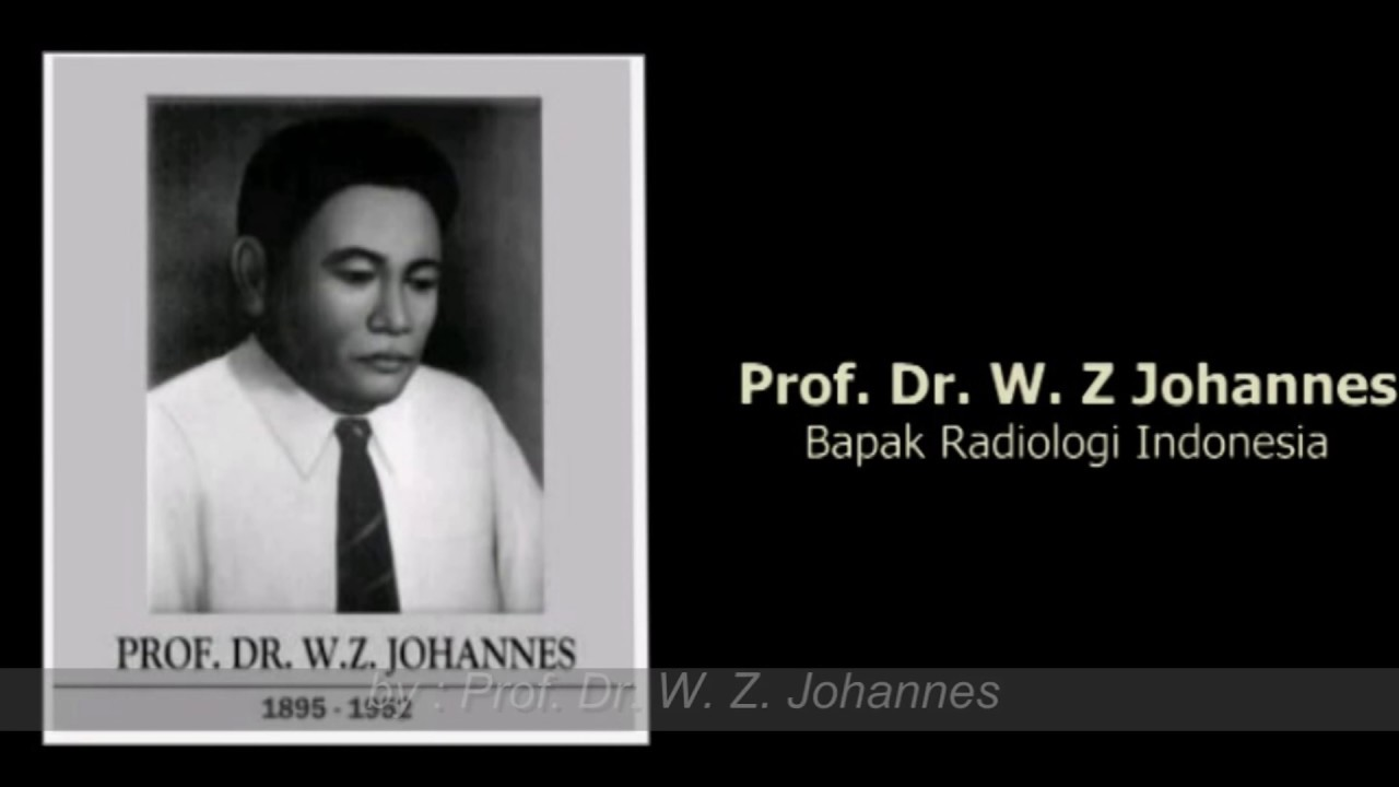 bapak radiologi indonesia
