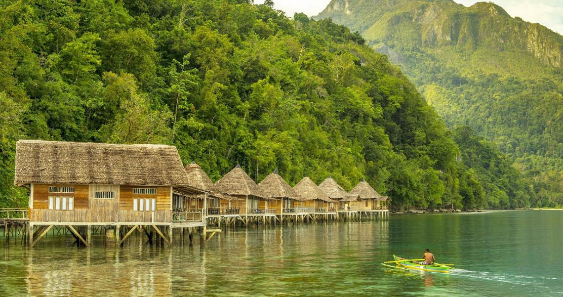 Maluku Tengah, Punya Pulau Seram yang Sangat Indah | Foto: @pesona.travel