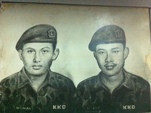 Usman dan Harun, Pahlawan Indonesia yang Diekskusi Mati di Singapura