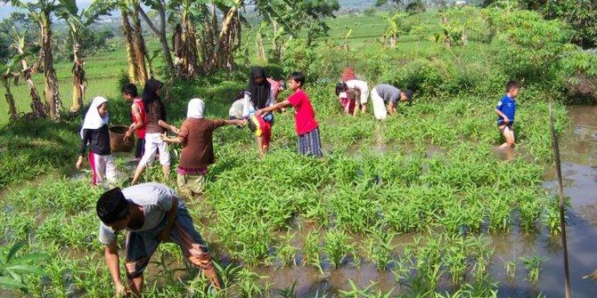 Pesantren Ekologi Garut. Foto: Kemenkopmk.go.id