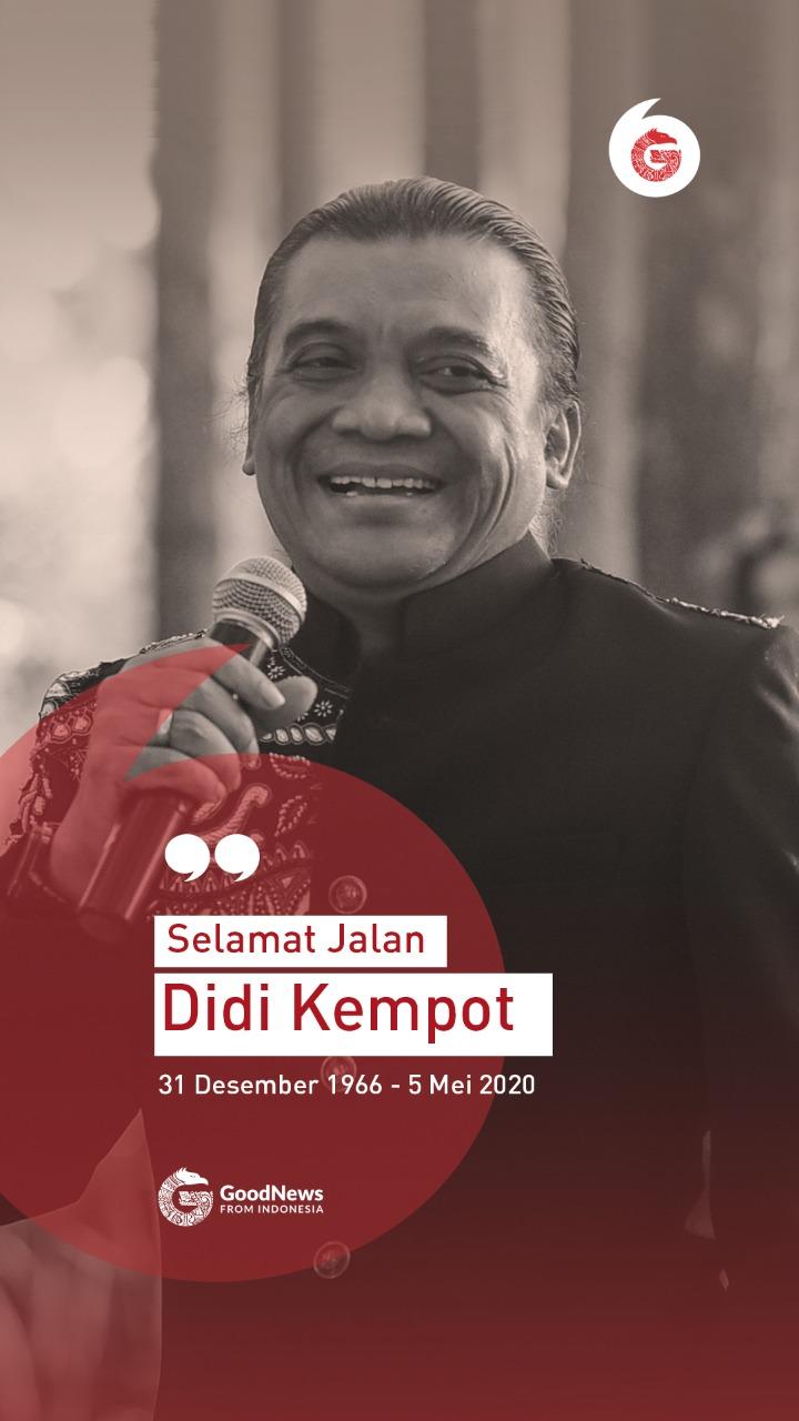 Didi Kempot meninggal dunia