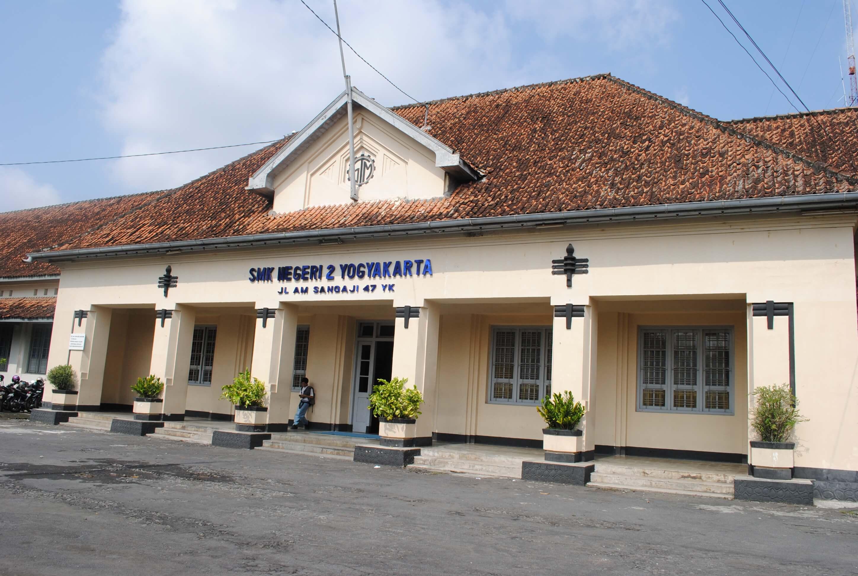 SMK Negeri 2 Yogyakarta