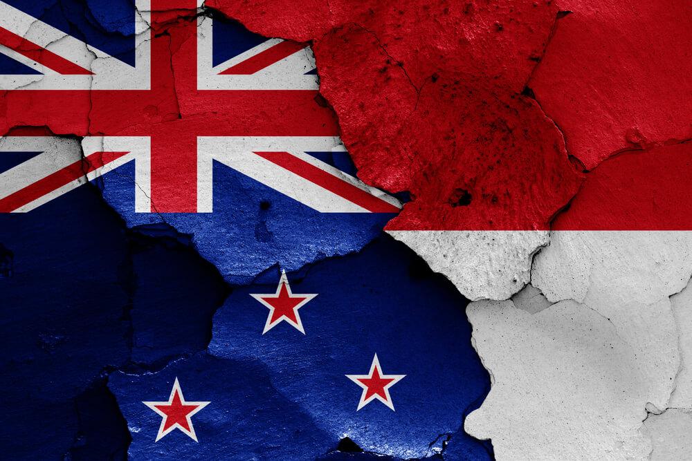 Indonesia-New Zealand pusat geotermal dunia