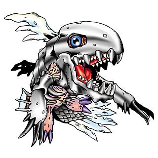 Monster dalam gim Digimon, Coelamon.