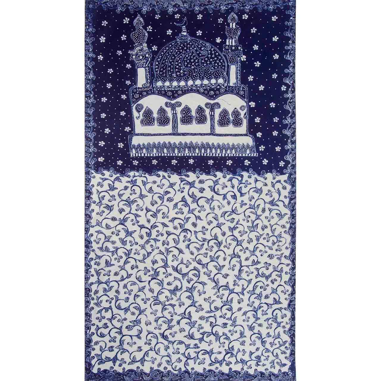sajadah covid blue series lasem