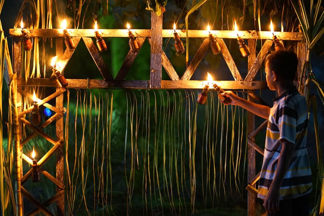 Tradisi Tambilotohe di Gorontalo