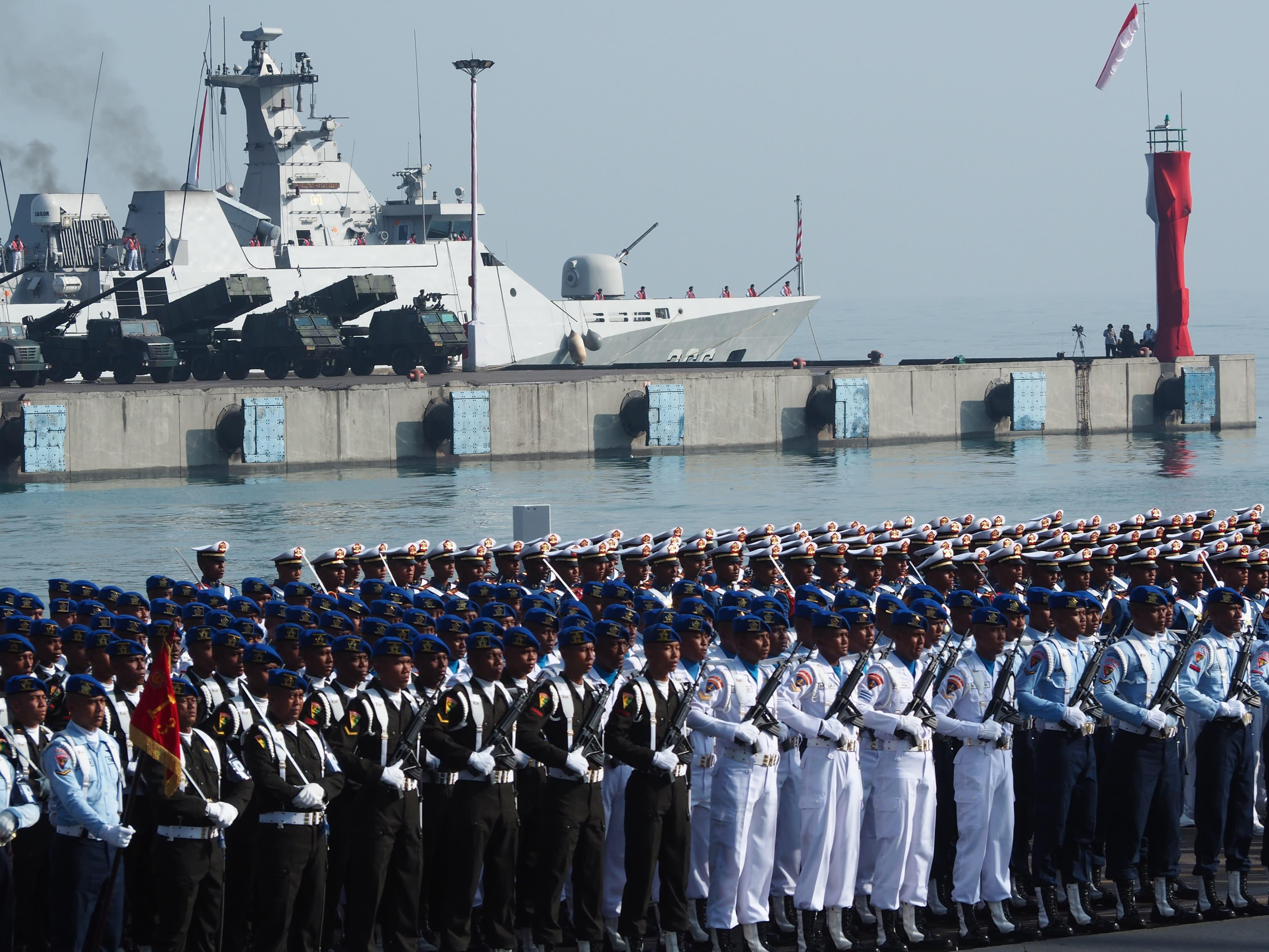Militer Angkatan Laut Indonesia