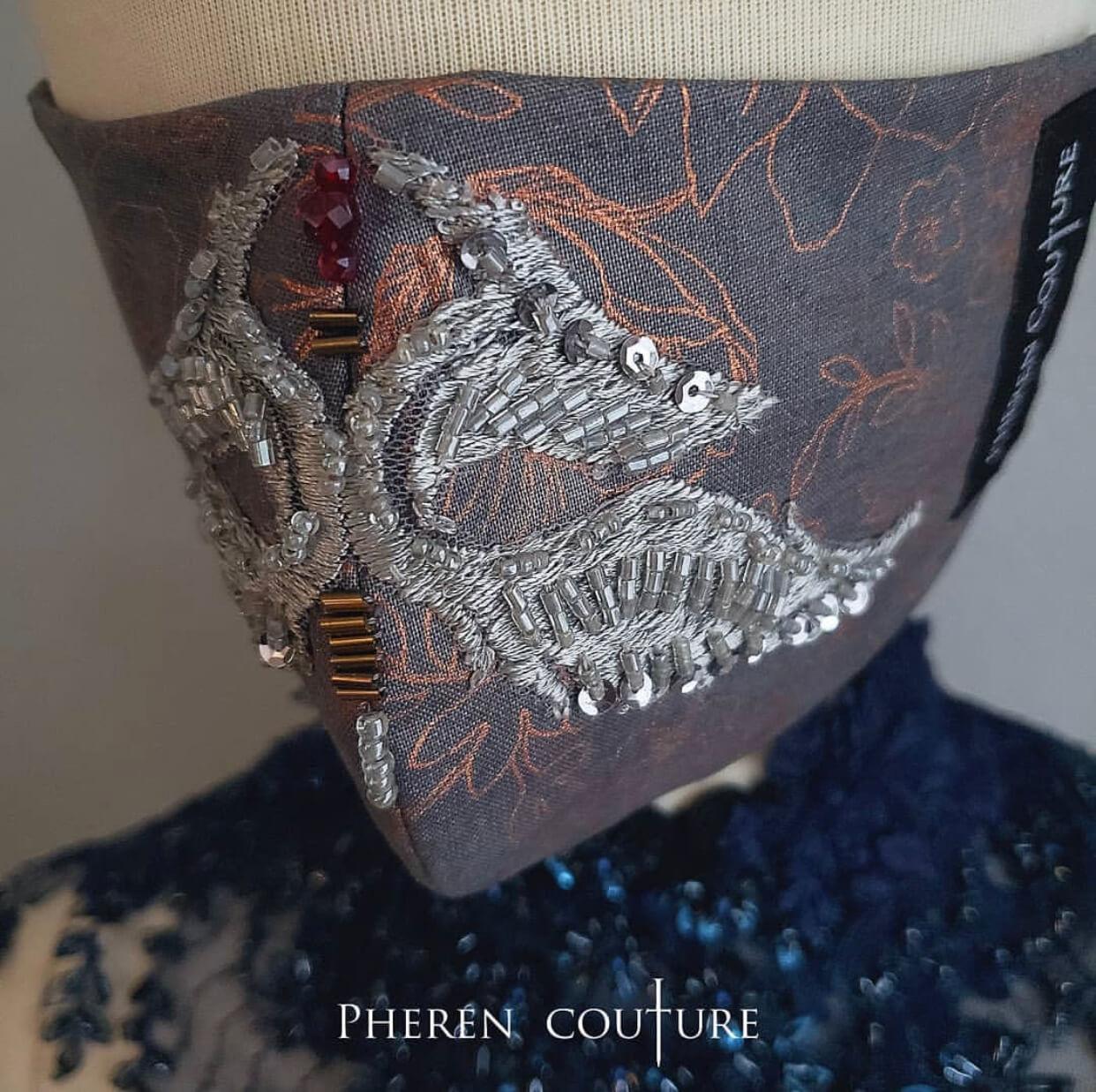 Masker Kain Pheren Couture