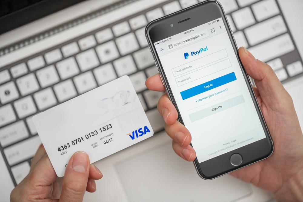 Transaksi PayPal Bisa Lewat GoPay