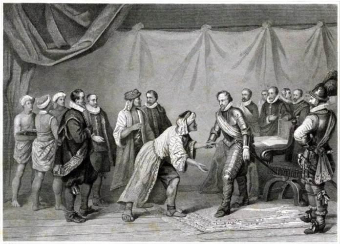 Pertemuan delegasi Aceh dengan Pangeran Maurits (September 1602)