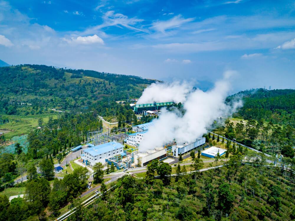 PLTP Kamojang, Garut, Jawa Barat