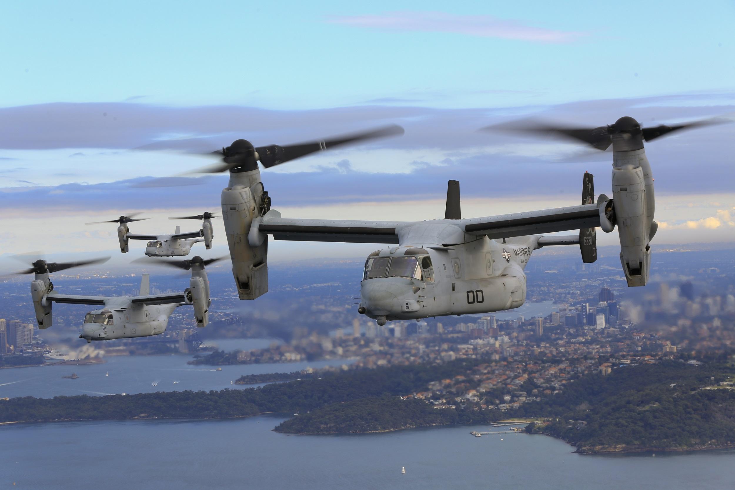 V-22 Osprey, mahal   Bidlink.net