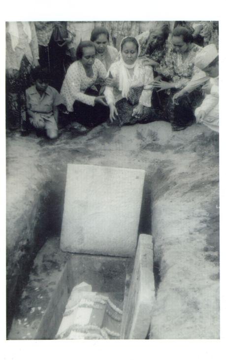 Prosesi Pemakaman Jenderal Soedirman