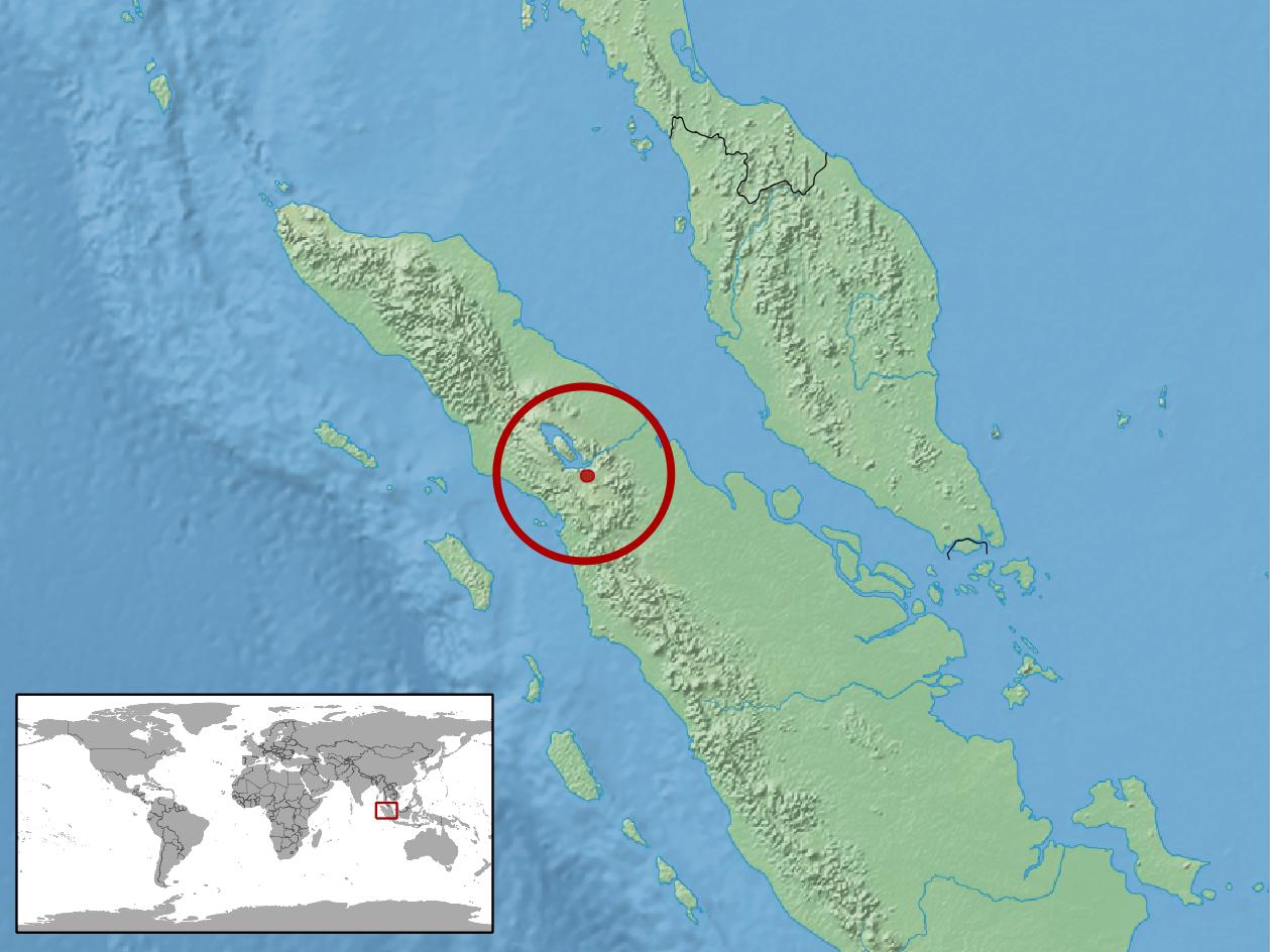 Kawasan Danau Toba | Wikimedia