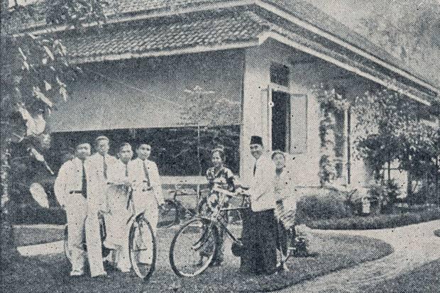 Soekarno Saat Pengasingan di Bengkulu