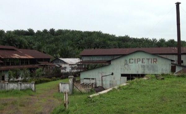 Pabrik Cipetir