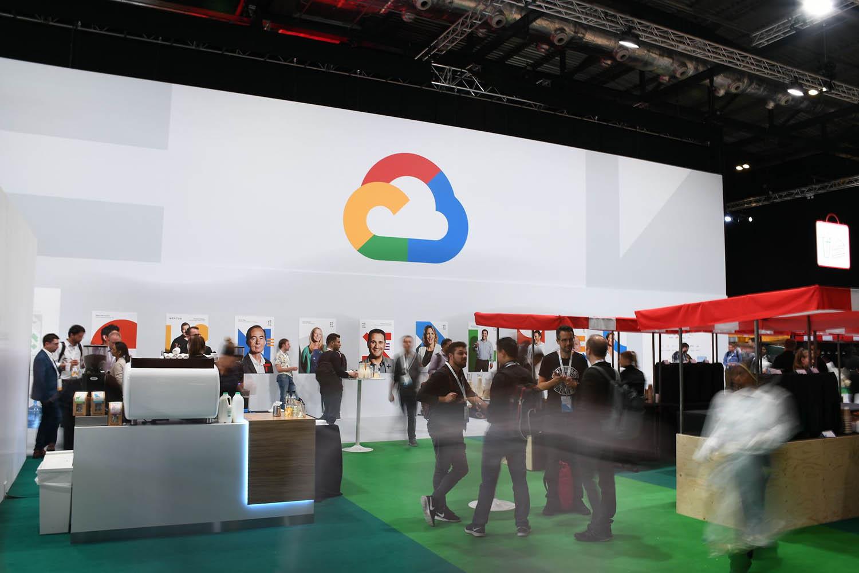 Ilustrasi literasi Google Cloud