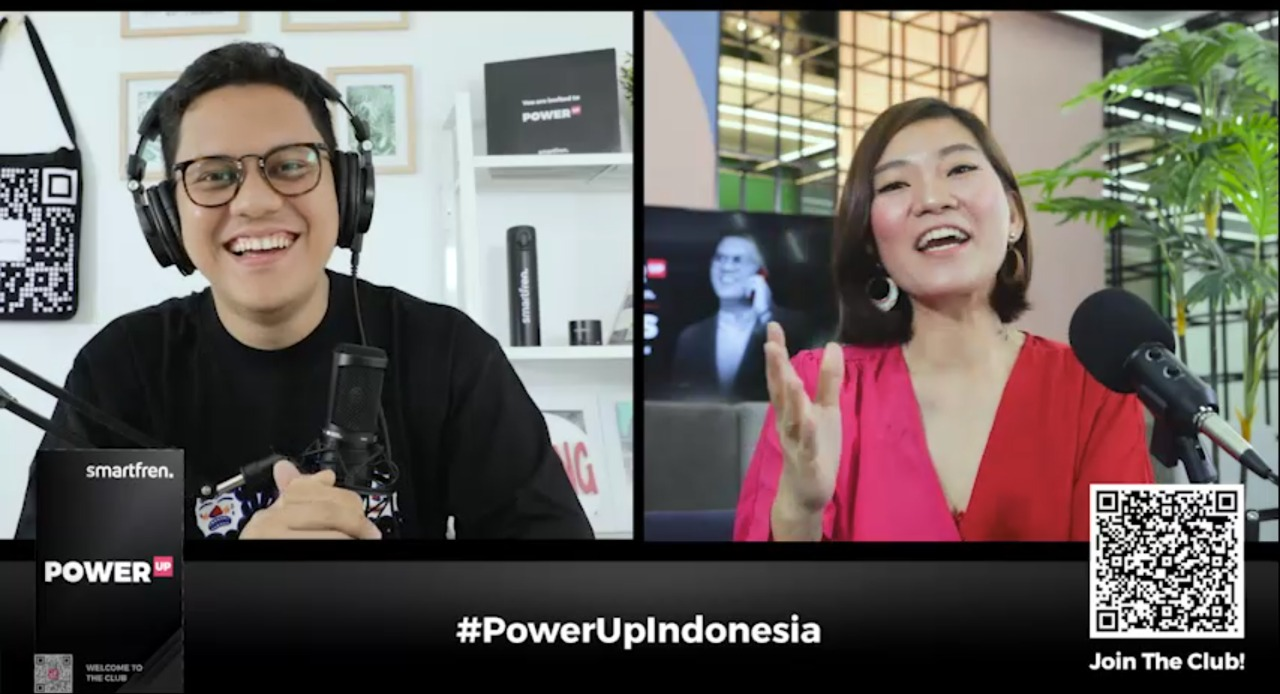 Bincang Smartfren POWER UP Talks