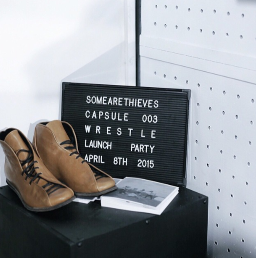 4 Brand Sepatu Lokal yang Berhasil Go Internasional - some are thieves