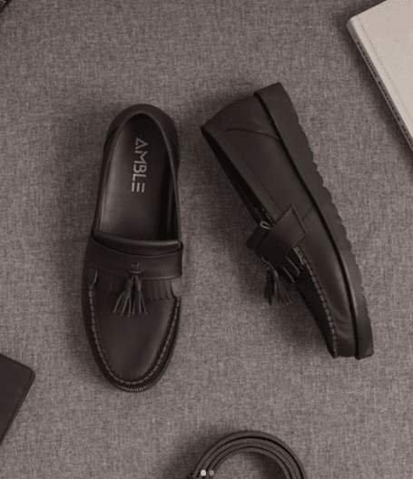 4 Brand Sepatu Lokal yang Berhasil Go Internasional - amble footwear