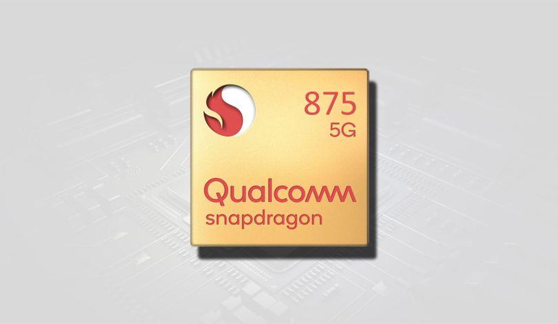 prosesor Snapdragon 875