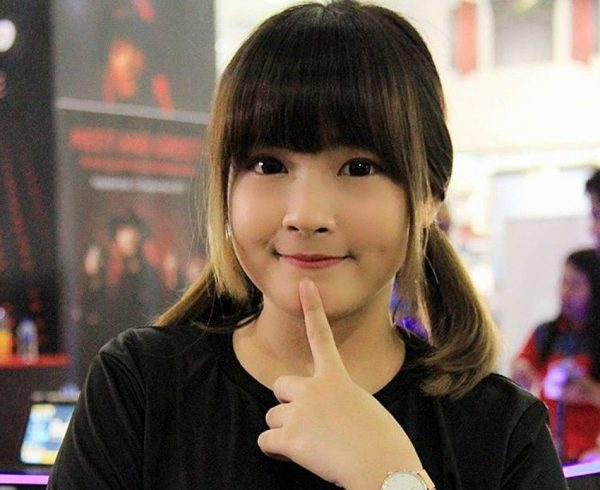 4 Top Gamer Perempuan Asal Indonesia - Donna Visca