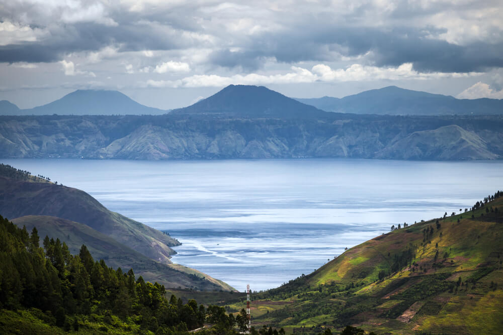 Danau Toba atau Kaldera Toba