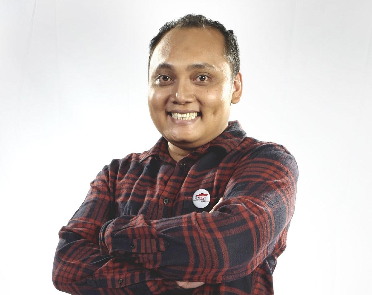 Anak Muda Indonesia yang Bangun Negeri dengan Teknologi - Hendro Yulius Putro