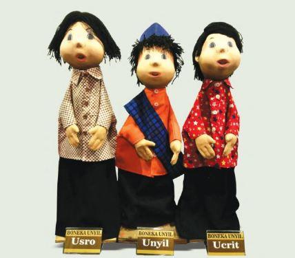 Boneka Si Unyil