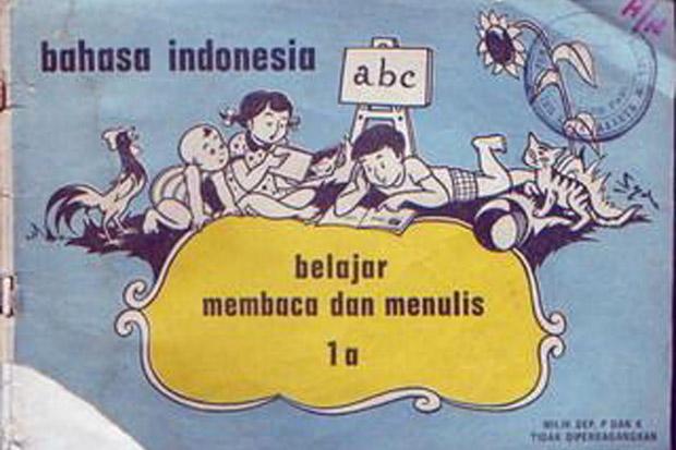 Buku Bahasa Indonesia Ini Budi