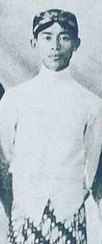 Pak Kasur ketika masih muda.