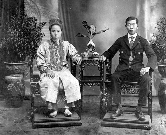 Laksa Dikenalkan Pedagang China