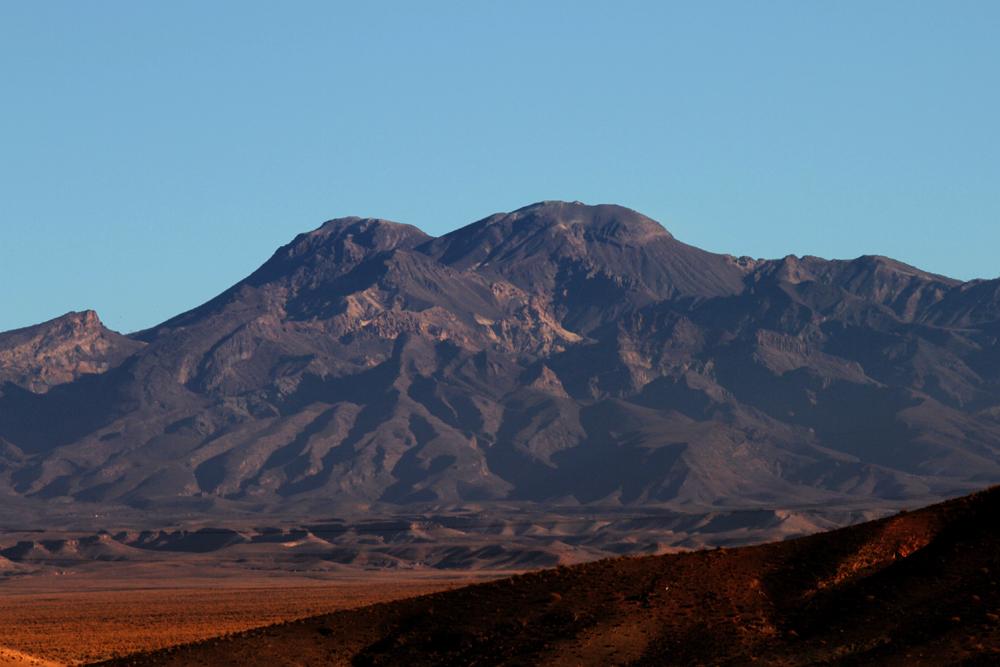 Gunung Taftan   By Amirhossein Nikroo - Own work, CC BY-SA 3.0, https://commons.wikimedia.org/w/index.php?curid=27412724