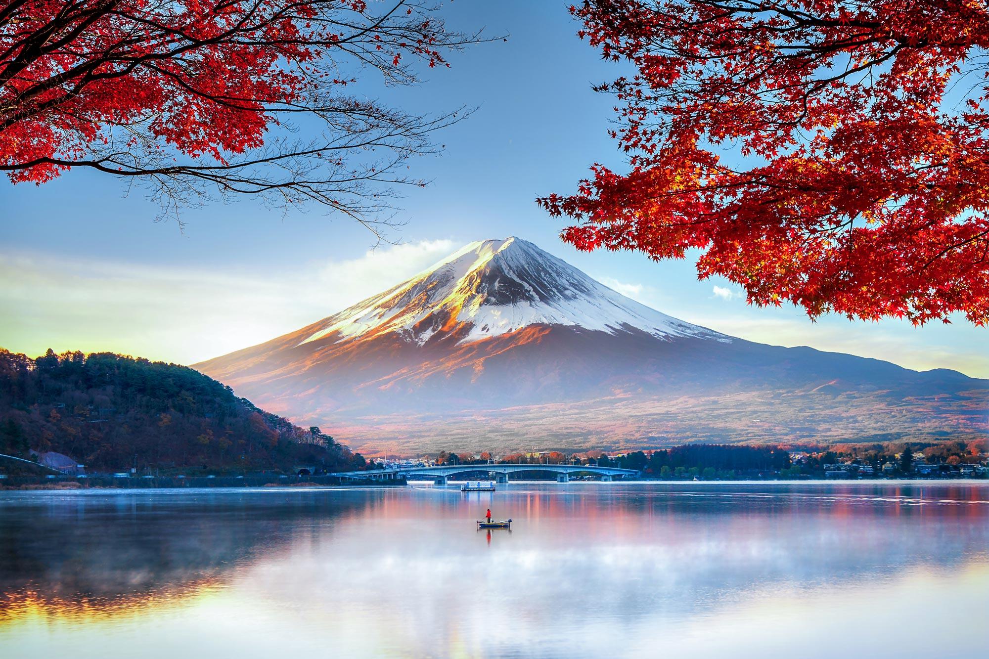 Gunung Fuji   https://www.tsunagujapan.com/
