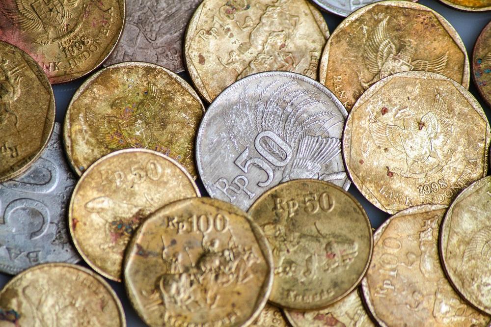 Uang Koin Kuno Indonesia