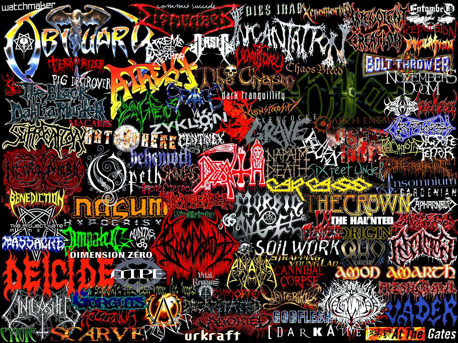 Band Musik Metal Indonesia