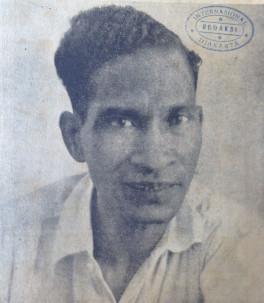 Potret Silas Papare pada 1949.