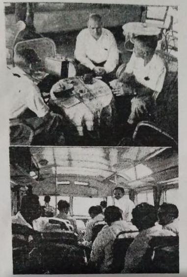 Bus Ikarus Hungaria dicoba di Indonesia