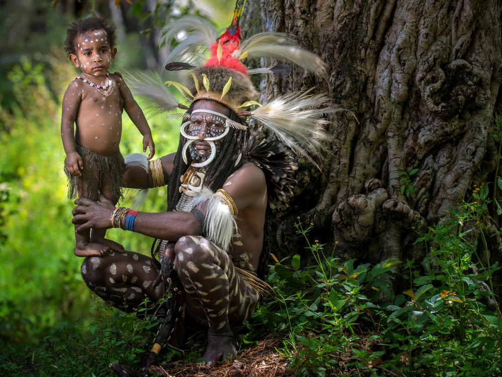 Suku Dani Papua