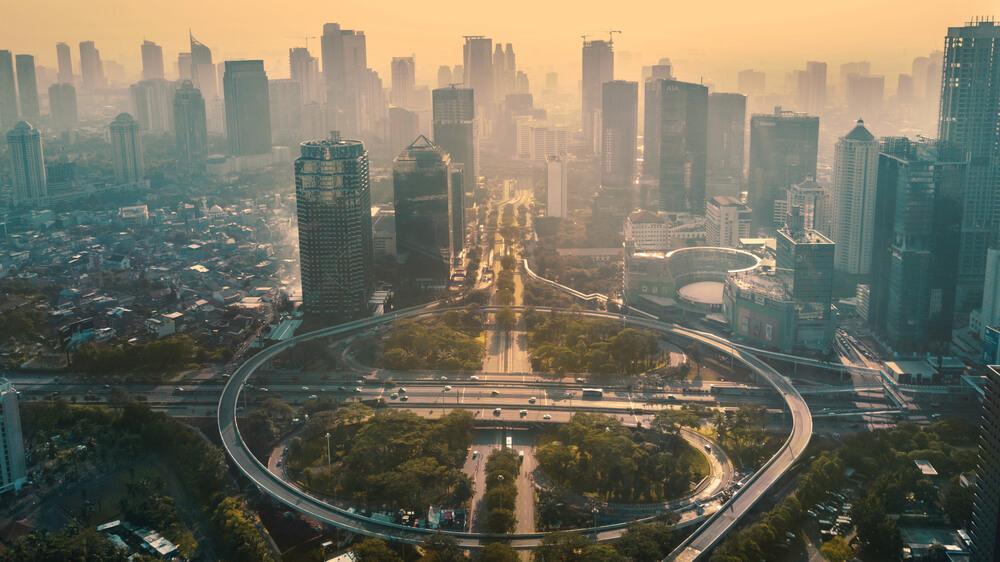 Jakarta kota metropolitan terbesar di dunia