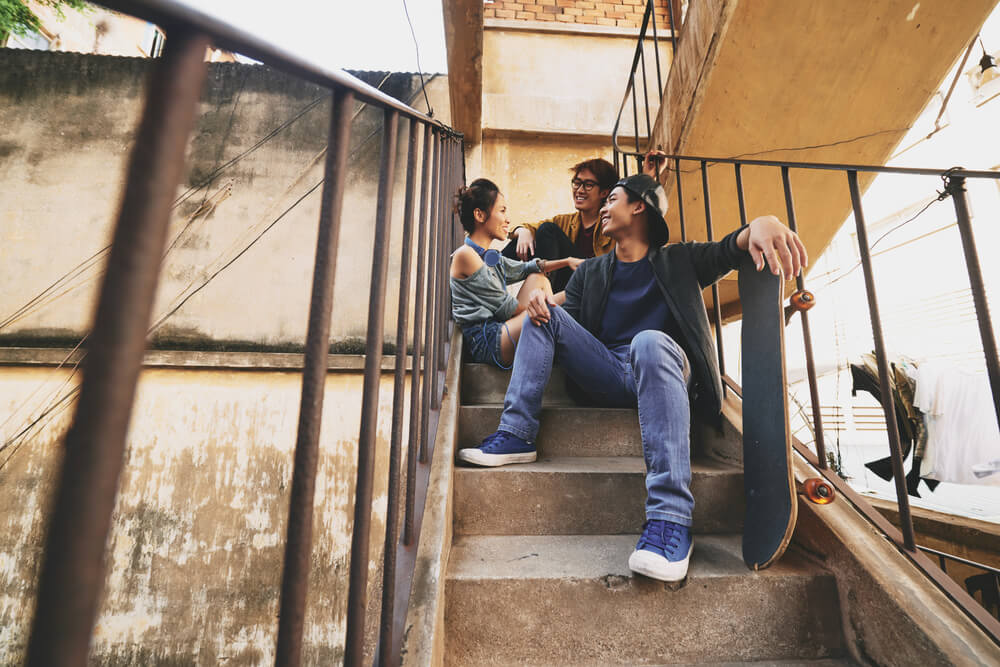 Kultur Nongkrong Generasi Muda
