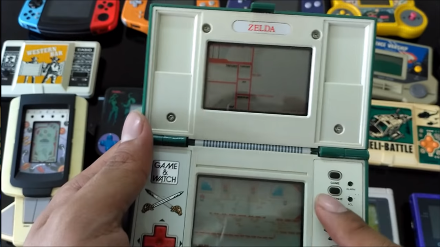 Gimbot Zelda