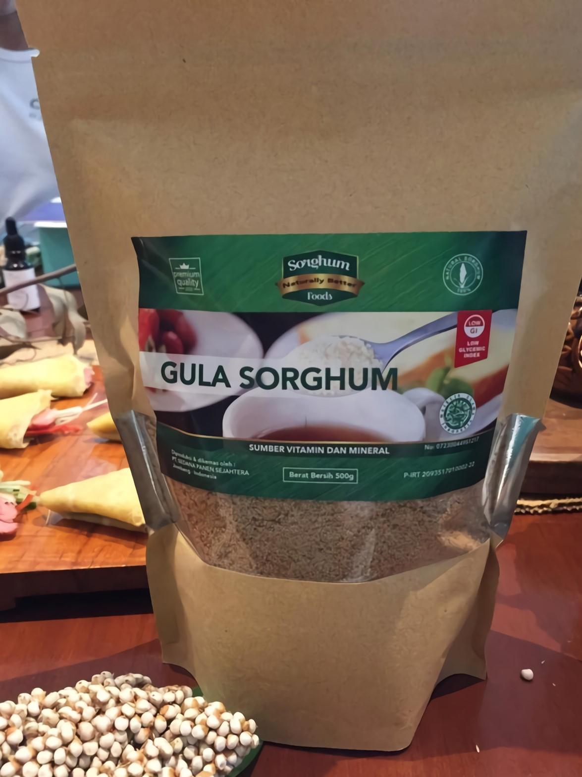 Gula Shorgum ©pertanianku.com