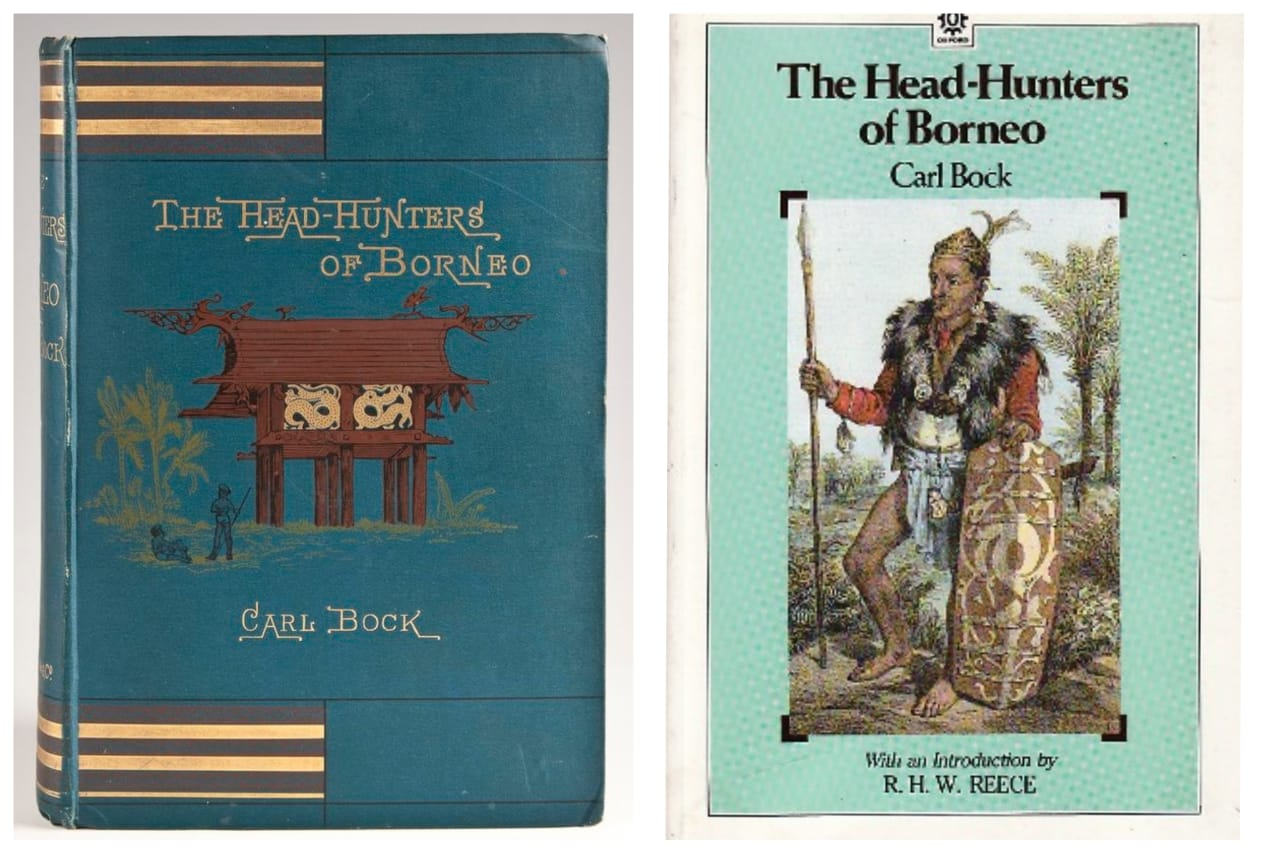 Buku Head Hunters of Borneo
