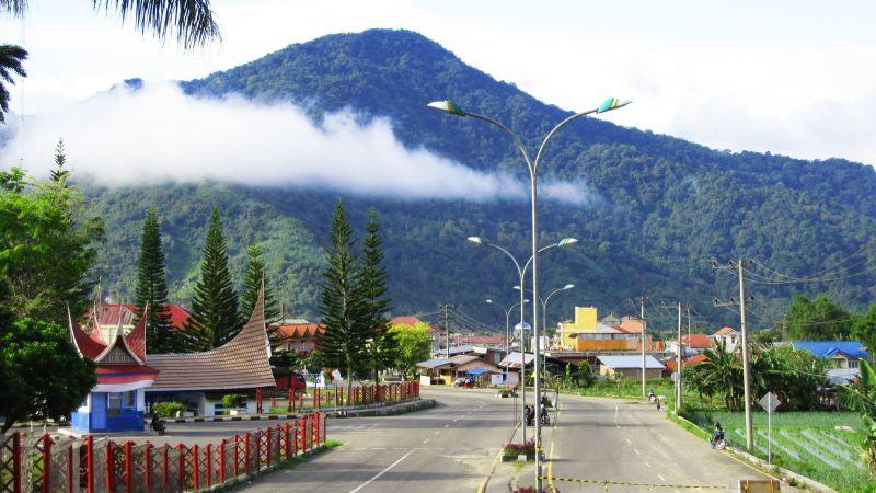 Kecil, asri, bersih, dan dingin | Pemerintah Kota Padang Panjang